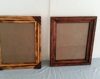 Pine Picture Frames