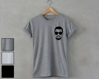KANYE WEST T-Shirt kanye west shirt yeezus shirt yeezus 77 shirt yeezus T-Shirt music concert shirt hip hop rap unisex S M L XL