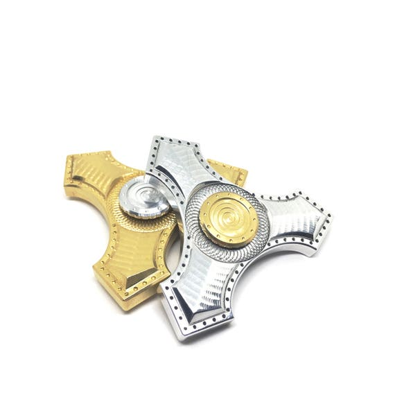Fidget Spinner Temporal Shift