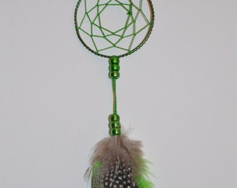Small Green Dreamcatcher