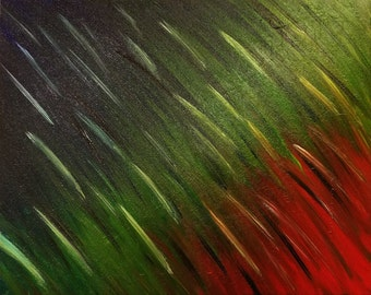 "Painting - ""Copertura"" - 16"" x 20"" Canvas"