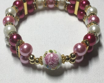 Double banded Rose pearl