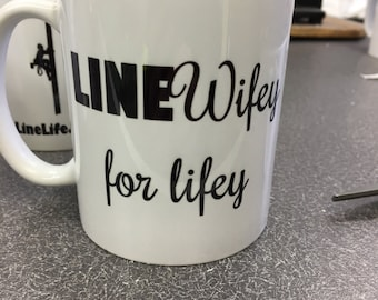 LineWifey for Lifey Mug
