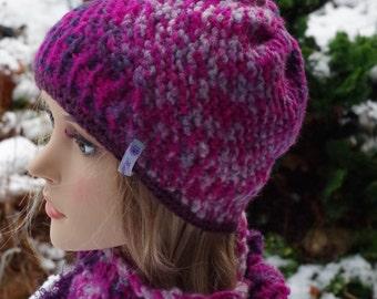 Cap of fine Merino Wool