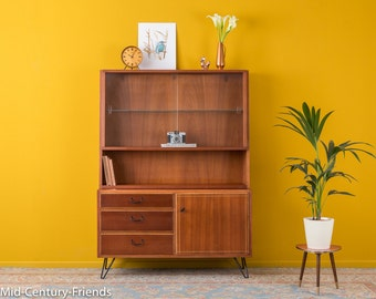 50's Cabinet, sideboard, 60s, vintage, WK furniture (611023)