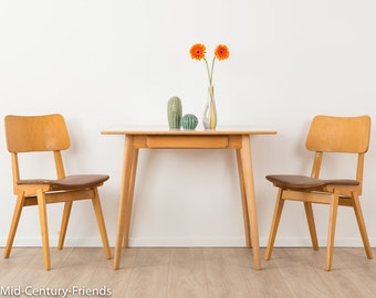 50's kitchen table, table, 60s, vintage (701024)