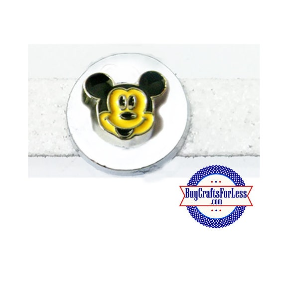Mouse FACE for Slider Bracelets, Collars, Key Rings +FREE Shipping & Discounts*