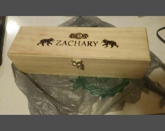 Jewelry boxes - Made to Order