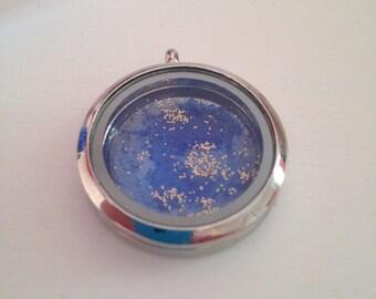 Capsule glass Galaxy