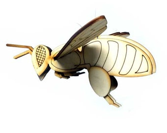 Honey Bee Model for Decoration or Hanging Mobile