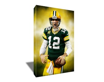 Aaron Rodgers Etsy