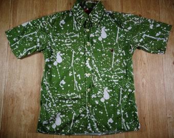 20% OFF Vintage BAPE Bathing Ape Bape Facric Dress Shirt Original Japan