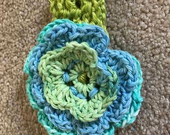 Handmade crochet headbands