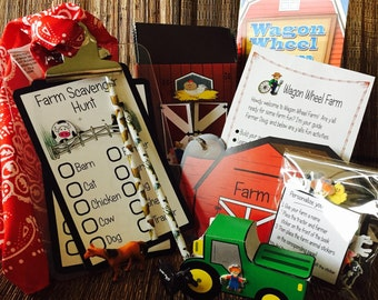 Farm Activity Box