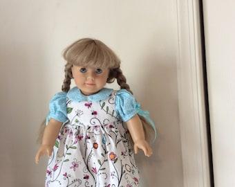 American girl/ Madame Alexander type doll dress