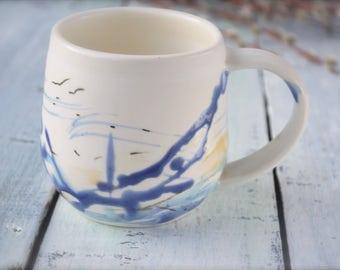 handmade coffee mug | etsy, Hause ideen