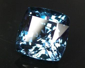 5.45 ctw. alexandrite color change loose gemstone.
