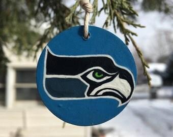 Seahawks pendant