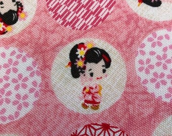 Little Geisha Fabric Made in Japan
