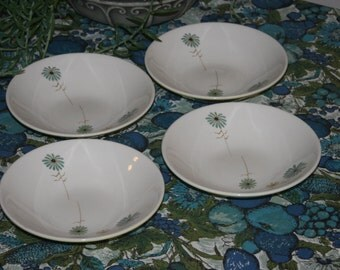 Four Ben Seibel Laisy Daisy Bowls