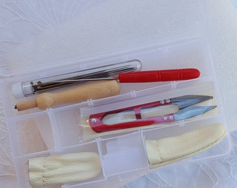 Case in Point - Needle Felting Tool Kit
