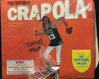ON SALE Vintage Pretentious Crapola Vinyl Record Excellent Condition