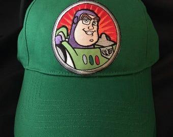 Buzz Lightyear Disney Character Hat