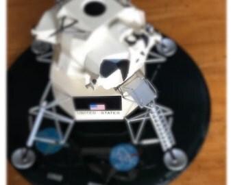 GRUMMAN/NASA lunar landing module-model vintage