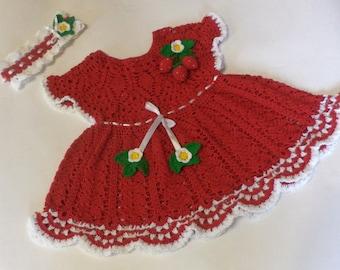 Baby holiday dress | Etsy