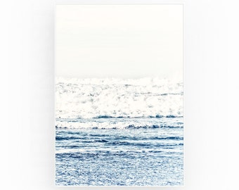 Ocean wall art beach decor ocean print art coastal wall art coastal print art beach wall art beach print ocean waves sea wall art ocean art