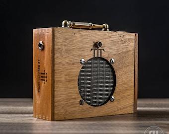 """Cigar Box Amp """"Paradiso"""""""