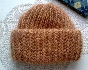 Knitted beanie, knitted hat, Womens Hats