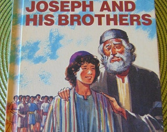 Joseph and His Brothers , 1984 , Leonard Matthews , Now You Can Read... Bible Stories ,  OOP