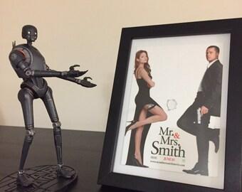 Multi Media Screening ticket of Mr. & Mrs Smith (Piece of Movie History)