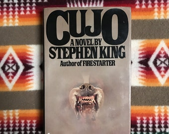 Cujo First Edition