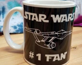 Star Wars #1 Fan Parody Mug