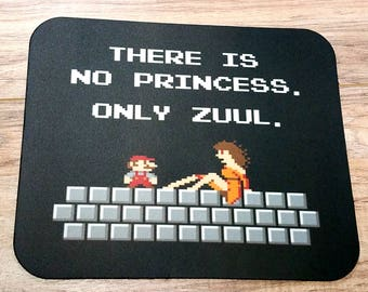 Only Zuul Non-Slip Mouse Pad