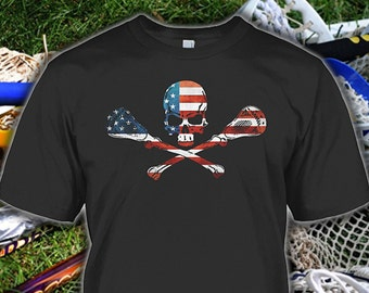 Lacrosse  Tee - Lacrosse  Shirt for Fans - Lacrosse  Gift -  Lacrosse Hoodie - Sizes Up to 5XL!