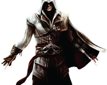 Assassin's Creed Decal Sticker