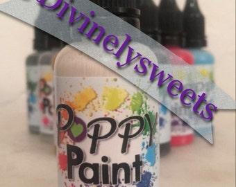 Poppy Paints - Pearl Color