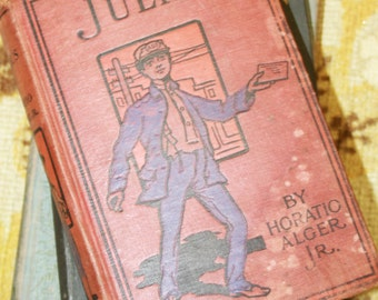 Julius by Horatio Alger Jr.