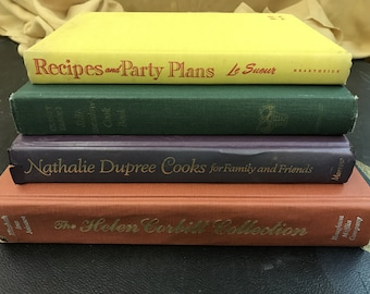 Vintage Cookbook Set!!