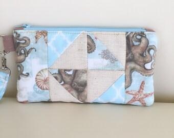 JeNoelle Octopus Wristlet