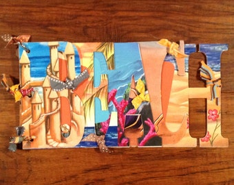 Beach Word Album