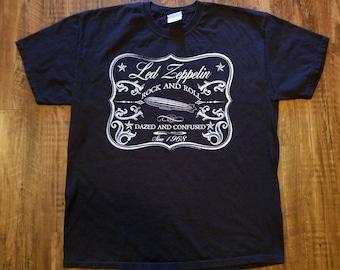 Retro Led Zeppelin T-Shirt