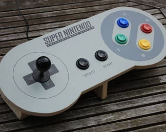 Giant SNES controller