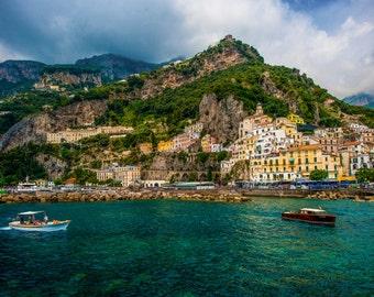 Almalfi Coastline