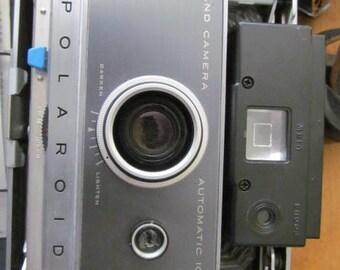 Vintage Polaroid camera not tested