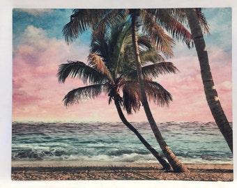 Beach Life HD Metal Panel Print Ready to Hang