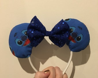 Stitch Disney Mickey Mouse Ears